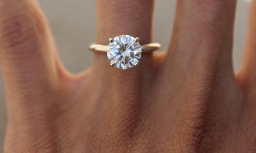 Purchase The Beautiful Moissanite Rings NYC Online