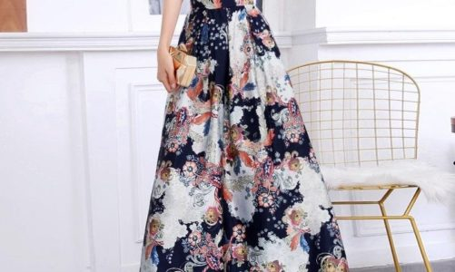 Long Skirts for Casual and Formal Wearing at the Luxury Closet