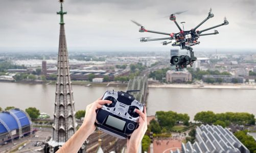 Aerial Photography With Drones