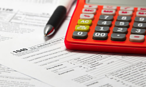 Tax Return Calculator for Efficiently Evaluating the Tax