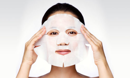 The Many Face Masks for Improving the Skin's Texture and Tone
