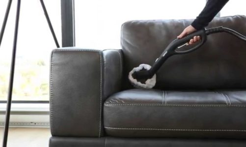 HOW TO CLEAN AND CARE FOR LEATHER FURNITURE